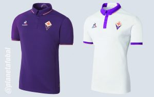 Equipacion de la Fiorentina 2016 - 2017