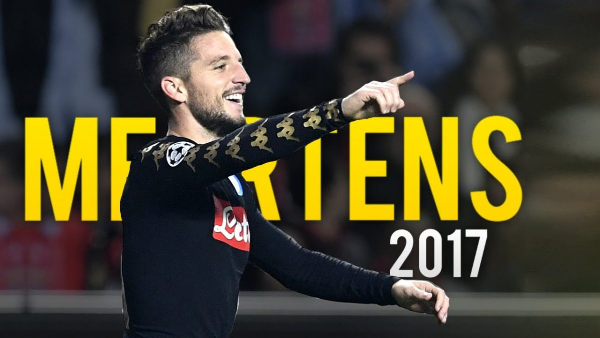 Dries Mertens 2017/2018 Napoli  – (Video)