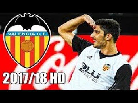 Gonçalo Guedes Valencia 2017/2018 (Vídeo)