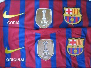 Como saber si una camiseta de futbol es Original 4