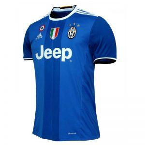 Camiseta de visitante Juventus 2016/2017