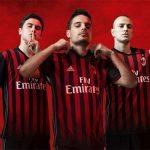 ¿Cuáles son los modelos de camisetas de futbol en la Serie A 2016/2017?