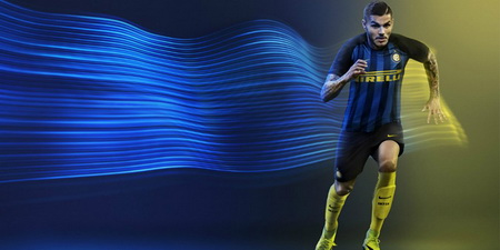 Inter de Milan camisetas 2016 - 2017