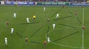 Triangulacion 2 - Cómo hacer jugadas de futbol en Equipo