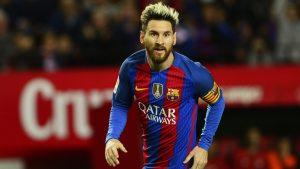 Como jugar futbol como Messi