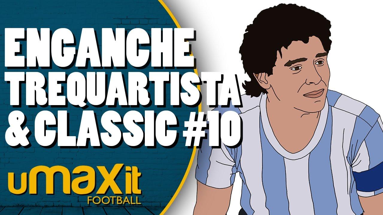 ¿Como juega el 10 clásico, el enganche, el regista y el trequartista en el fútbol? – (Vídeo)