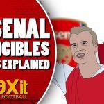 Las tácticas del invencible Arsenal 2001/2002 (Vídeo)