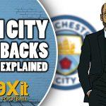 Tacticas y estrategias de Pep Guardiola Manchester City 2017/18