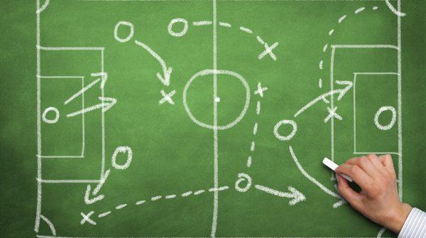Tacticas y entrenamientos en el futbol