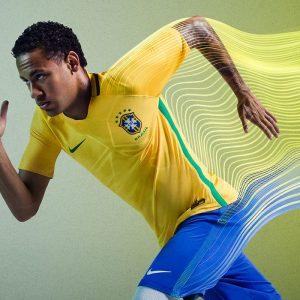 Camisetas de Brasil