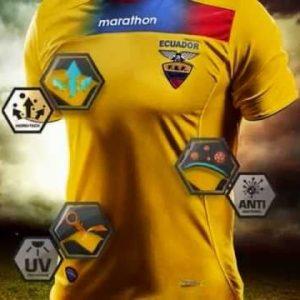 Camisetas de la Seleccion de Ecuador