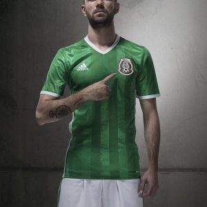 Camiseta de la Seleccion de Mexico
