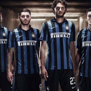 Camiseta del Inter de Milan
