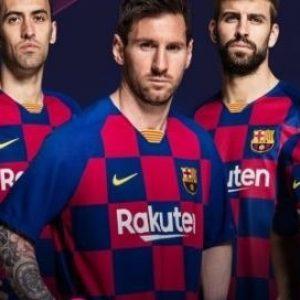 Camiseta del barcelona 2019 2020