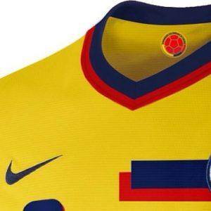 Camisetas de la Seleccion de Colombia