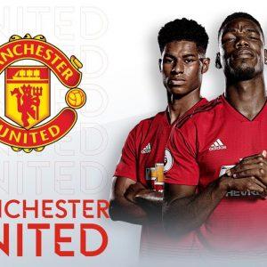 Camisetas de manchester united